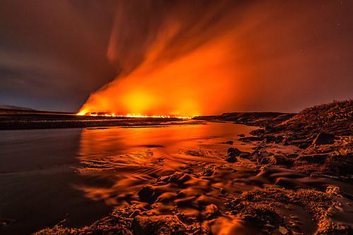 Risque d'éruption plus forte en Islande