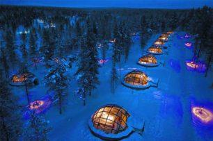Les 6 meilleurs endroits pour voir les aurores boréales au cours de l'hiver 2014-2015