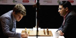 Le championnat du monde d'échec commence à Sotchi