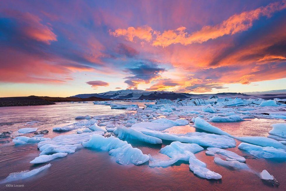 L'Islande vue du ciel