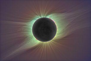 Mars 2015: éclipse de Lune en Islande