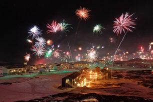 Bonne année 2015 à tous les amoureux du grand Nord