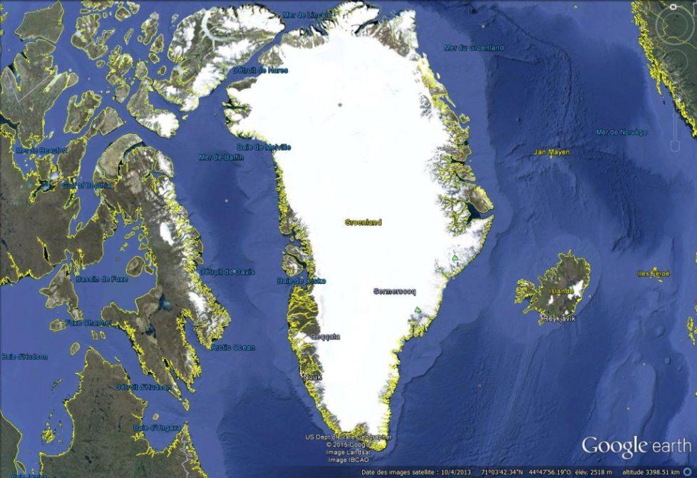 Trois groupes pétroliers abandonnent leurs explorations au Groenland