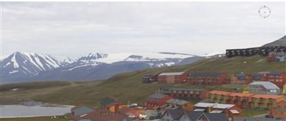 L'été au Nord du cercle polaire arctique