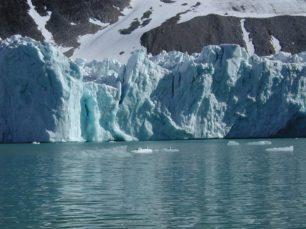 Le Spitzberg et son changement climatique