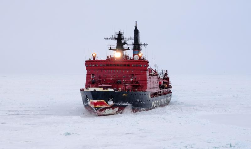 brise glace Yamal
