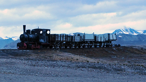 Le vieux train du Svalbard sera sauvé