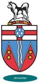 armoiries du Yukon