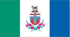 drapeau du Yukon