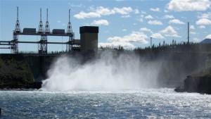 centrale hydroélectrique yukon