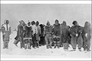 inuits du cuivre