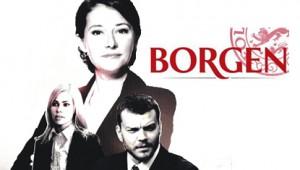 affiche de la série Borgen