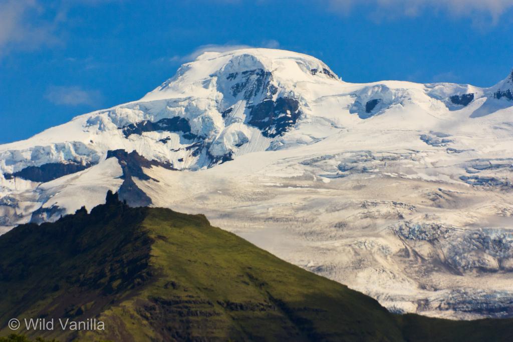 Photo du Volcan islandais Öræfajökull