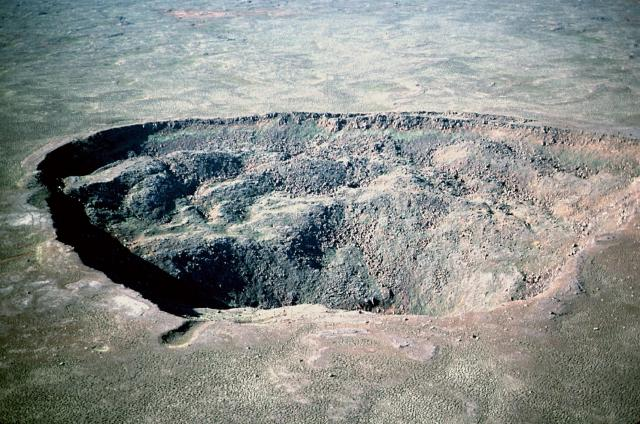 Photo du volcan islandais Theistareykjarbunga