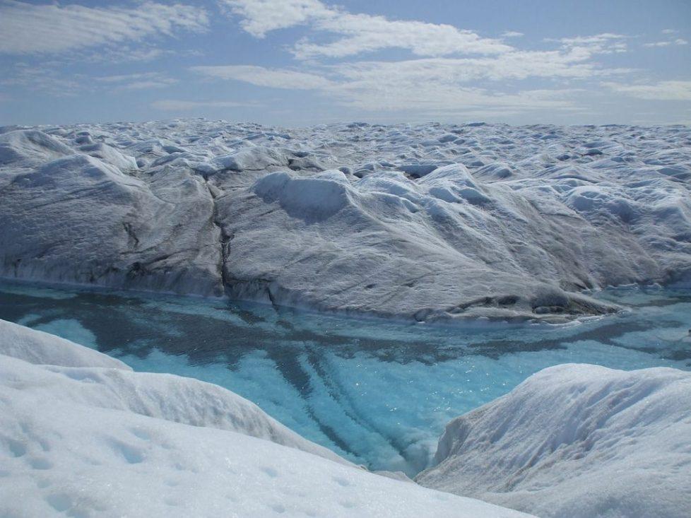 1000 milliards de tonnes de glace en moins en trois ans au Groenland
