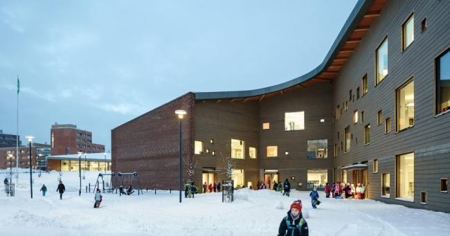 L'école du futur a ouvert ses portes en Finlande