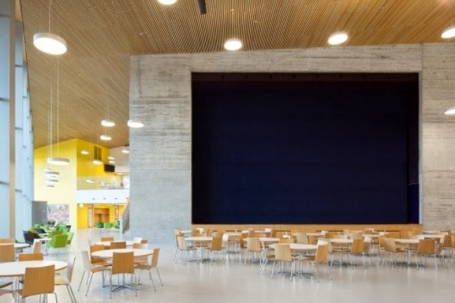 Photo de L'école du futur en Finlande