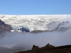 photo des glaciers du Katla