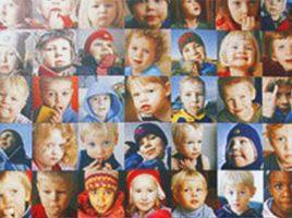 photos d'enfants d'islande