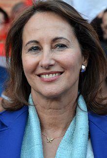 Ségolène Royal succède à Michel Rocard comme ambassadrice des pôles