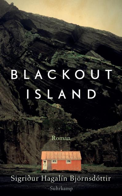 couverture de L'île de Sigridur Hagalin Bjornsdottir