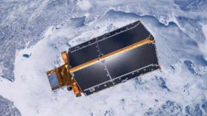 photo du satellite cryosat2