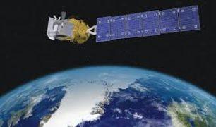 photo du satellite icesat2