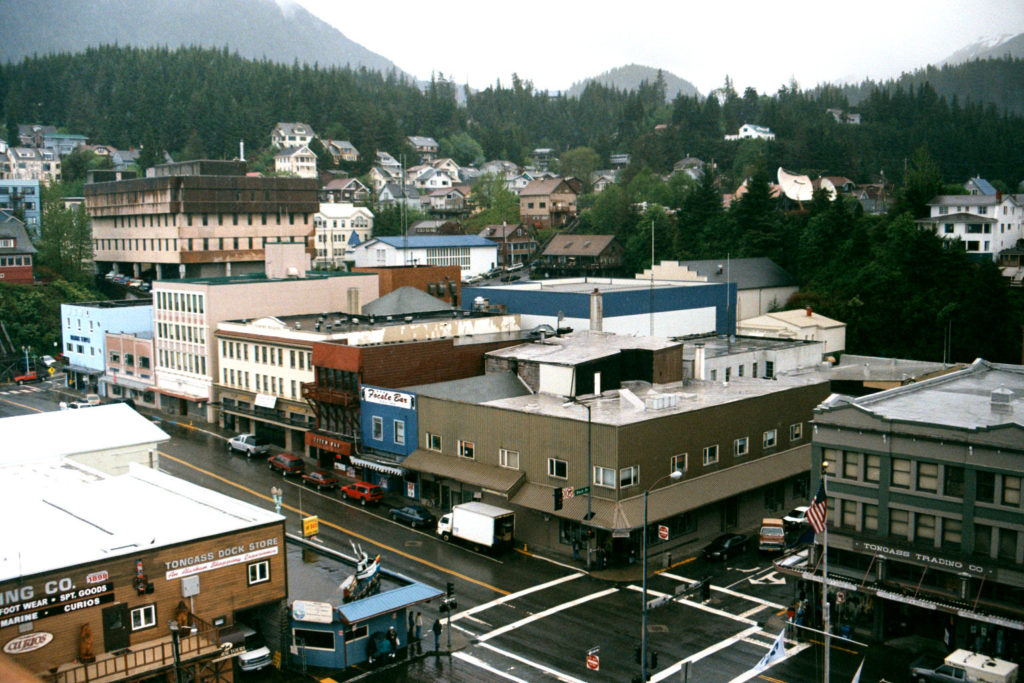 photo de Ketchikan Alaska