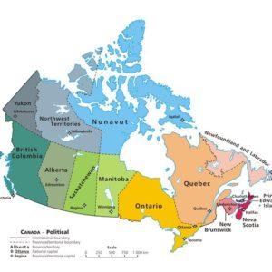 carte-administrative-canada