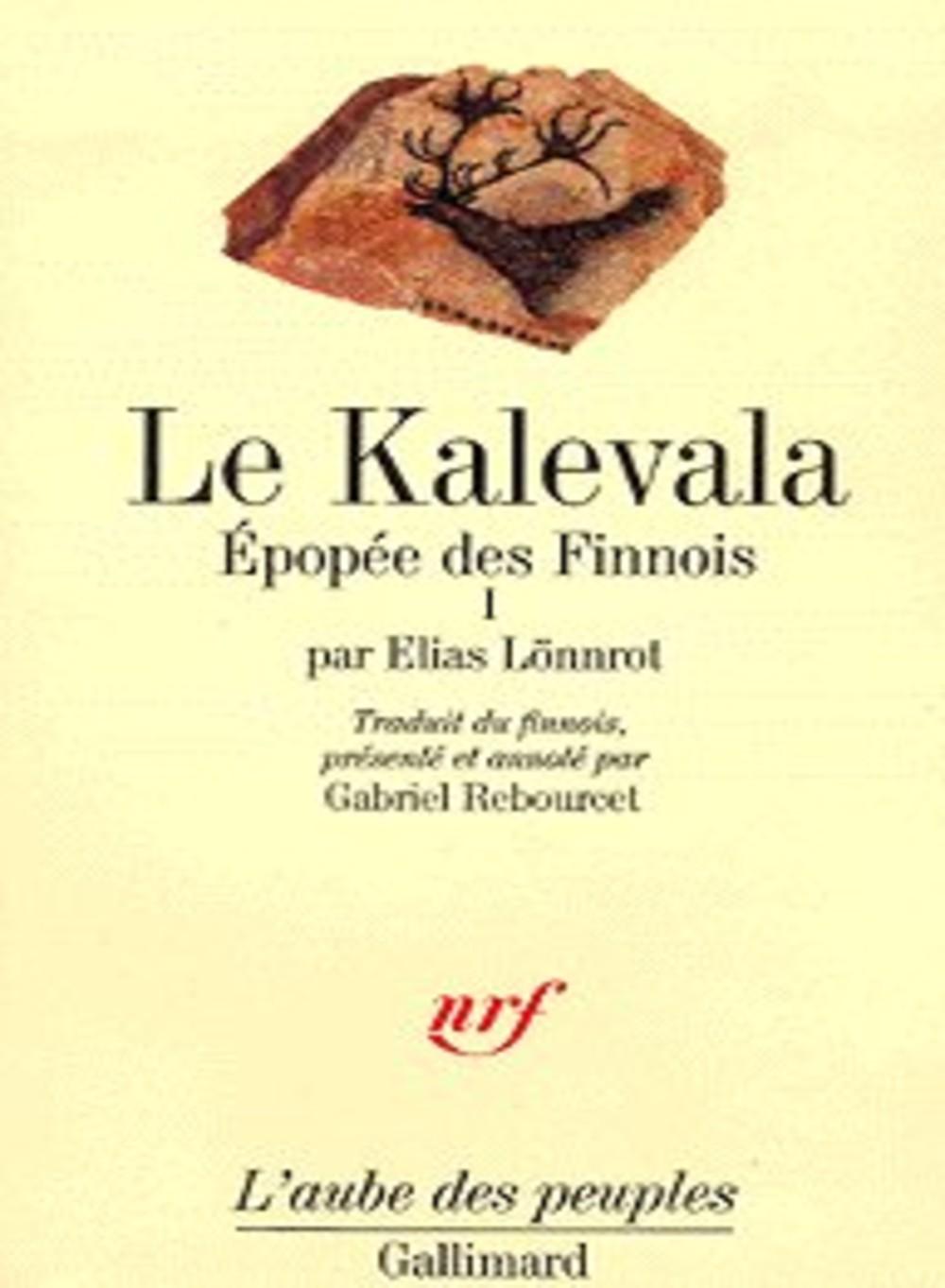 image du livre le Kalevala