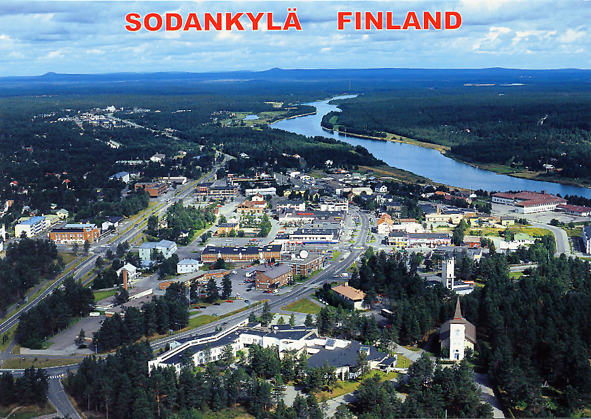 photo de Sodankylä