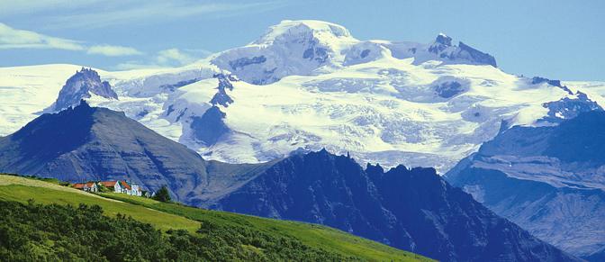 photo du Vatnajökull