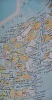 carte de l'île dellesmere