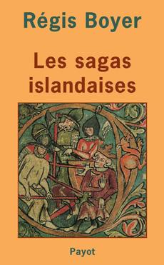 image du livre Les sagas islandaises