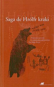 image du livre la saga de Hrolfr kraki